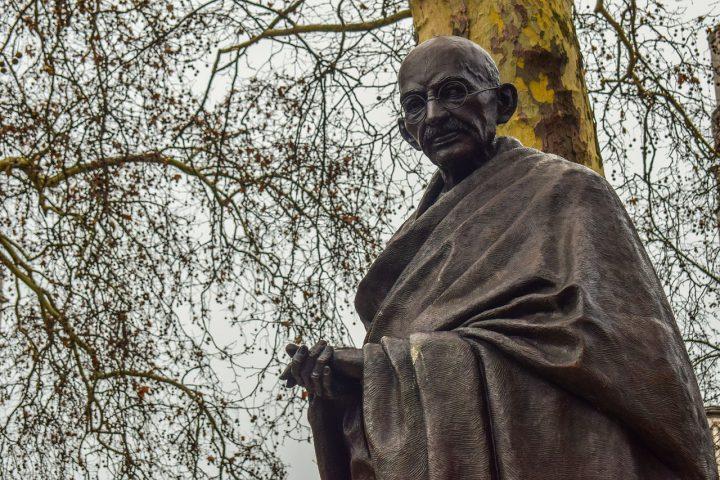 Zitat Mahatma Gandhi zur Veränderungsbereitschaft